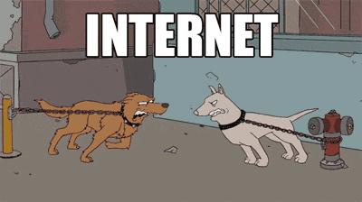 Fights - Internet Vs Reality http://t.co/CKBOIzPx3Q