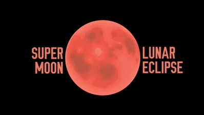 Last time a #Supermoon & a #LunarEclipse occurred together was 1982. #SuperBloodMoon is tonight. Next time is 2033.