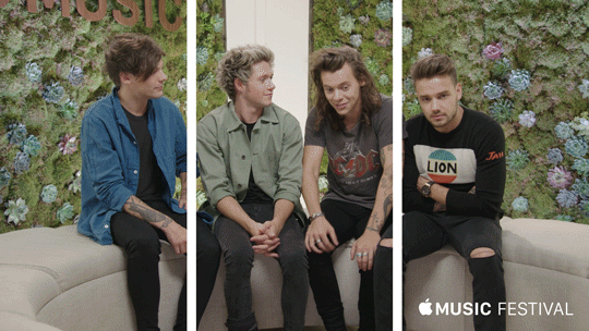 #MadeInTheAM is for YOU.  New @OneDirection coming soon!