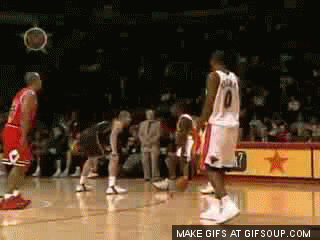 Jason Richardson is retiring after 13 seasons. Some may remember him for his dunks, I remember him by this. http://t.co/YU3ENsPexD