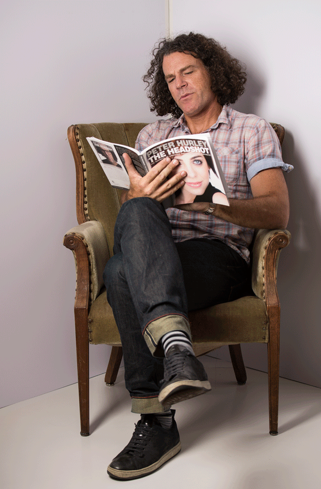 Watch @peter_hurley read his Headshot bookhttp://t.co/aZ7p2wO7Bd http://t.co/20ero7qUrk