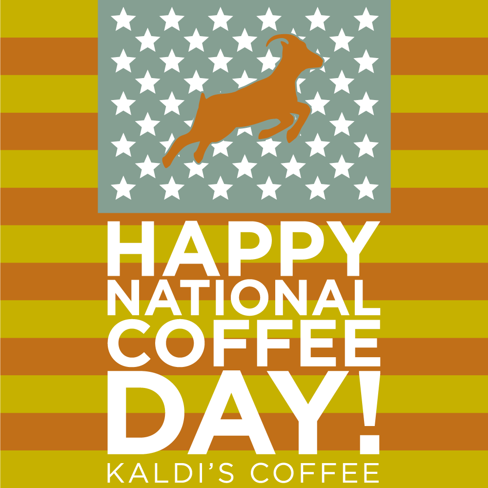 Happy #NationalCoffeeDay ☕️☕️!!! Stop by any of our locations this morning 6-7am for a free 12oz cup of coffee