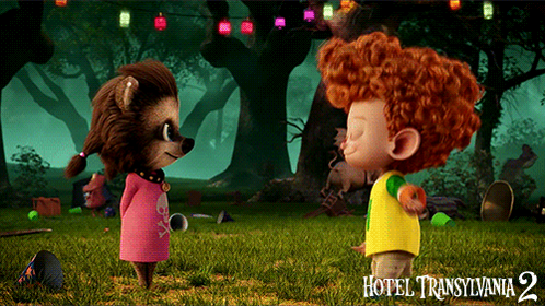 Hotel Transylvania On Twitter Fangs Sharp And Shining Bright Happy WorldSmileDay From HotelT2 Tco TivIscMtte