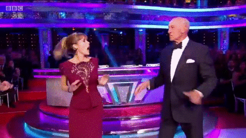 And that's what we're calling #TheStrictly! ❤ it when The Judges dance! Watch in full here: http://t.co/k0278sVCZl http://t.co/GYgNBkg29J