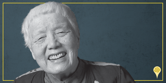 """RT @sonsandbros: R.I.P. Grace Lee Boggs!  #GraceLeeTaughtMe that """"we are the leaders that we've been looking for."""" http://t.co/KSfS4xRbN2"""