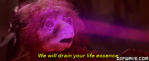 Aron, scared by The Dark Crystal, man... #WeirdEd http://t.co/SMvuXDQSnH