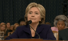 Hillary intimidated by Republican committee: https://t.co/VfkTFE5eAd https://t.co/HxE9RbuqkW