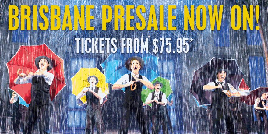 RT @SinginAU: #SinginAU Brisbane presale now on! Tix from $75.95*. BOOK NOW: http://t.co/1gwWctxqSx http://t.co/d89ebkQyy3