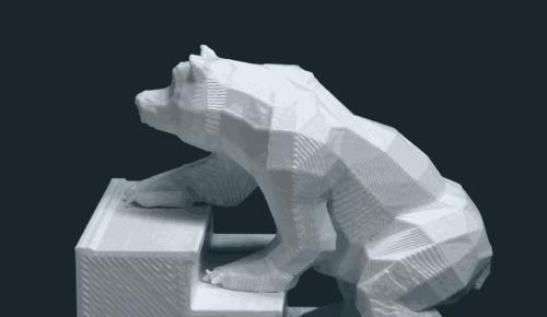 この白熊、ストップモーションだそうなんだけど どう見てもCGにしか見えない pic.twitter.com/KViG6D5wJ0