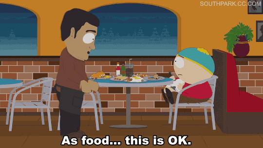 south park on twitter cartman considers himself the top yelper in