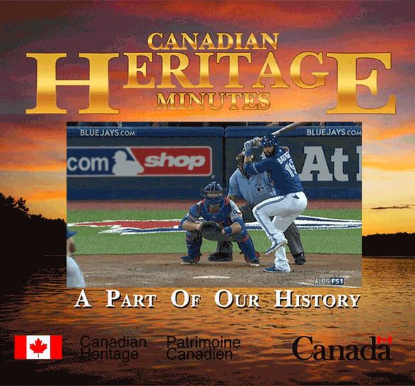 #ComeTogether #HeritageMinutes @JoeyBats19 @BlueJays http://t.co/Ct9qxtNEG0