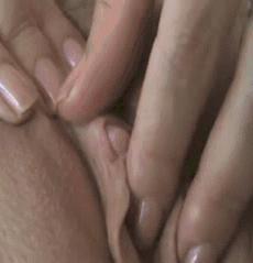Clit rubbing porn gifs and pics