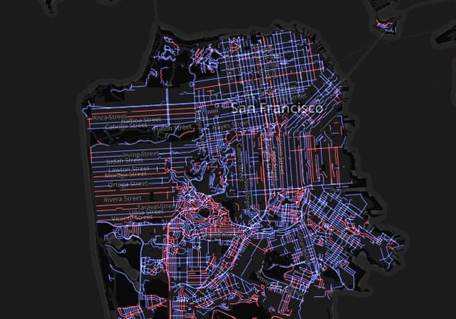 Male vs female street names in major cities by @arunasank https://t.co/CRfNnHU38L https://t.co/s8i9w3bw1N