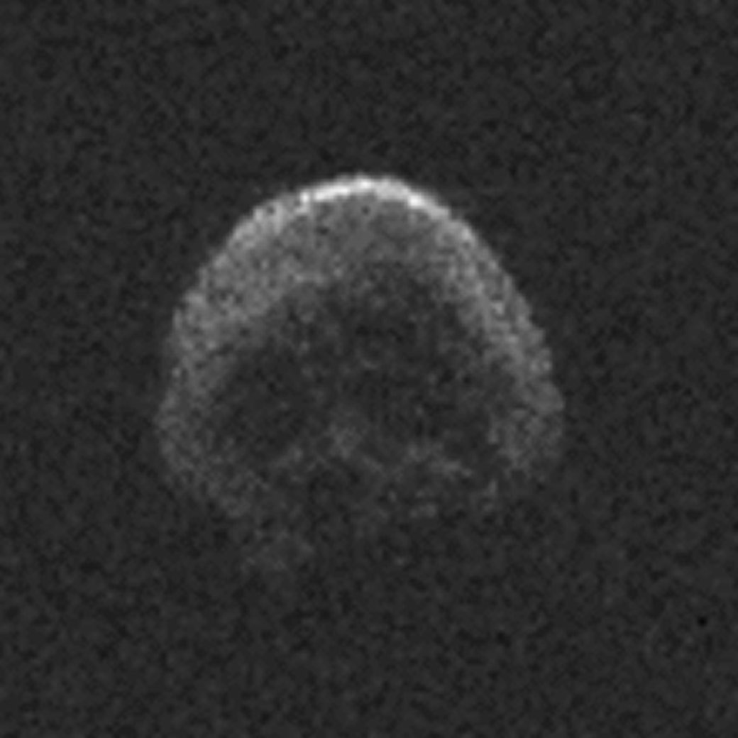Hallowe'en asteroid: we're in for a close encounter