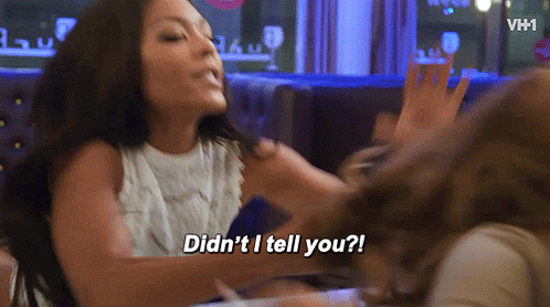 Even I'm scared of Moniece. They go learn (again) #LHHH https://t.co/F2SeNvqa7d
