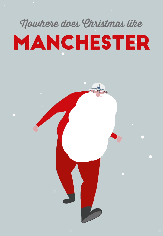 A very Manchester Christmas! @NoelGallagher @therealboon @liamgallagher @ianbrowncouk #MCRChristmas #Swagger https://t.co/Q0cRds6IVk