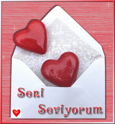 Картинки на турецком языке любимому