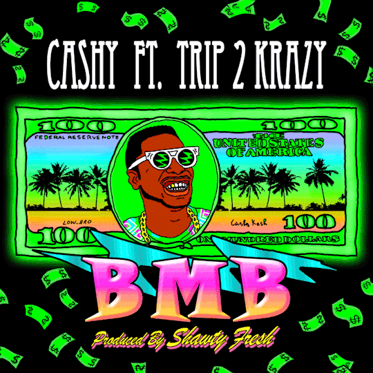 "100 RTS ! & Ima Drop A New Track Titled ""BMB"" (Big Money Baller) Ft . @Southdadetrip Produced By : @iamshawtyfresh https://t.co/VB0rWFsbom"