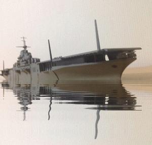 すげぇ…これは洋上模型マン大歓喜だわ… pic.twitter.com/yVy7GSxEEN