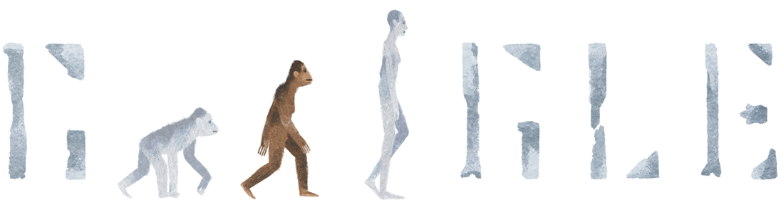 Evolution Google Doodle in nearly every country in the world, except Iran, Turkey, Syria, Sudan..and Svalbard? https://t.co/6UNOqre1oM