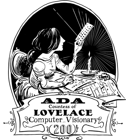 Gooood morning and Happy 200th Ada Lovelace! Have a gif! https://t.co/B0Z0ioyRVn