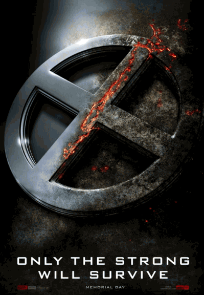 Only the strong will survive. #XMen #Apocalypse https://t.co/qbpPv4edhM