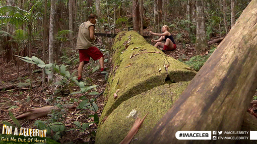 Here's the exclusive unedited version of today's Challenge... #ImACeleb https://t.co/dINmhsPIxl