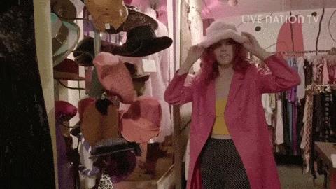 Glitter boots & hi-octane color—@LiveNationTV explores the stylings of @msmrsounds: https://t.co/L5bf3vsOpr https://t.co/0UAs0eVBvl