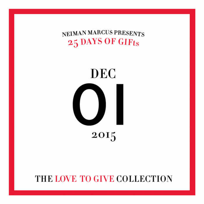 And we're off! Introducing 25 Days of GIFts, with the #LovetoGiveNM collection https://t.co/9MZDTAZsUl #playforever https://t.co/1hbYhwx6tW