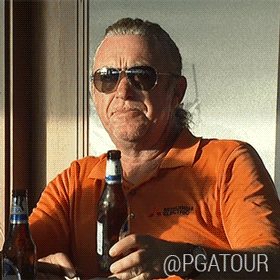 A toast! Happy 52nd Birthday to Miguel Angel Jimenez. https://t.co/vVBoo647nR