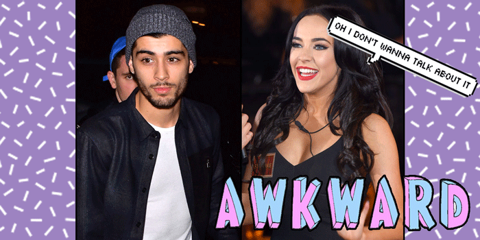 Stephanie Davis and Zayn Malik