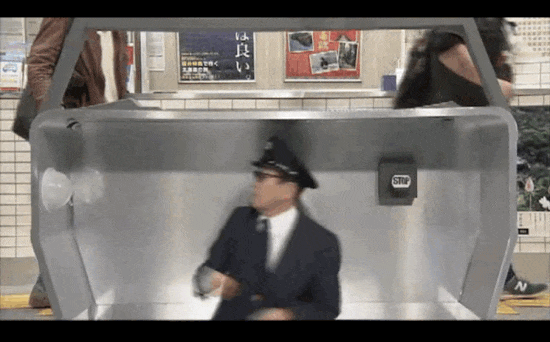How Japanese train station fare gates work @Charles_B_STB @SeaTransitBlog ;-) https://t.co/qp191rAqS6
