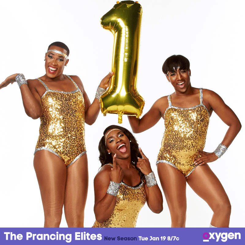 ONE WEEK and we're beyond excited! Get ready for hour-long episodes of the #PrancingElites Tuesday, Jan 19 @ 8/7c! https://t.co/fUlQCLW1kp
