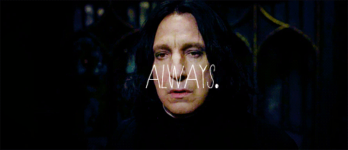 I can't believe it...Alan Rickman, you will always be in our minds. https://t.co/aNUtBjQvdW