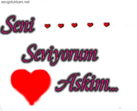 Картинки я тебя люблю по турецки