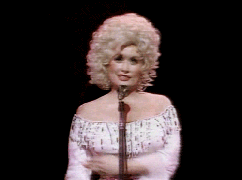In honor of Dolly's birthday, one of the best moments ever caught on film. Useful for so many occasions. https://t.co/fZoq2lkEhh