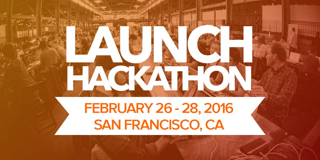 The @launch hackathon is 2/26-2/28 in SF! Join 1500 builders & compete for $1M+ in prizes https://t.co/KmxVpIOPx2 https://t.co/YyDtctRPj5