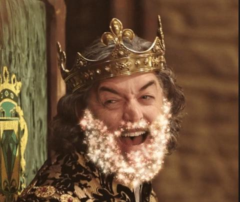 So be it. @ShortShazu @Omundson @TODAYshow #glitterbeard AND #kingsbeard https://t.co/U53AnI5r9Z