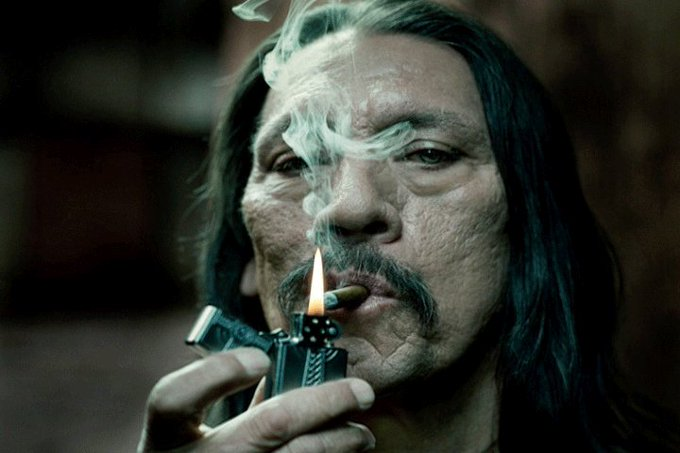 Happy birthday to the one and only Machete, Danny Trejo!