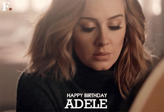 Happy 29th birthday to one of the best-selling artists of our generation and winner of 15