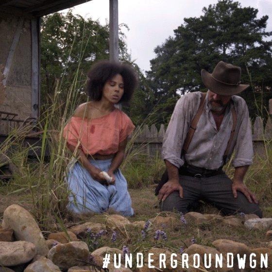 Thumbnail for Underground Season 2 Finale Recap Tweets