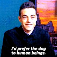 Today it\s Rami Malek\s birthday!! happy bday to this king