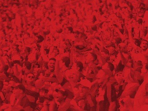 A Nação canta alto na Fonte Nova #BAHxFLA