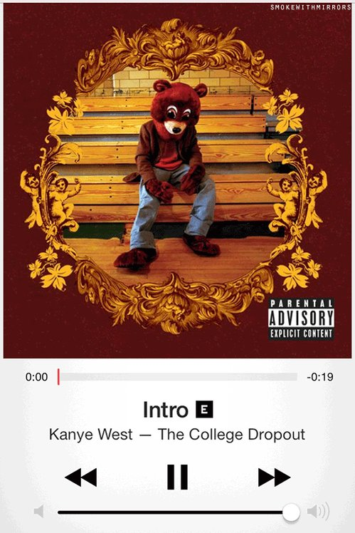 """12 years later, it's still a classic. Tweet us your favorite """"College Dropout"""" tracks! https://t.co/MRFbA4oTPo"""
