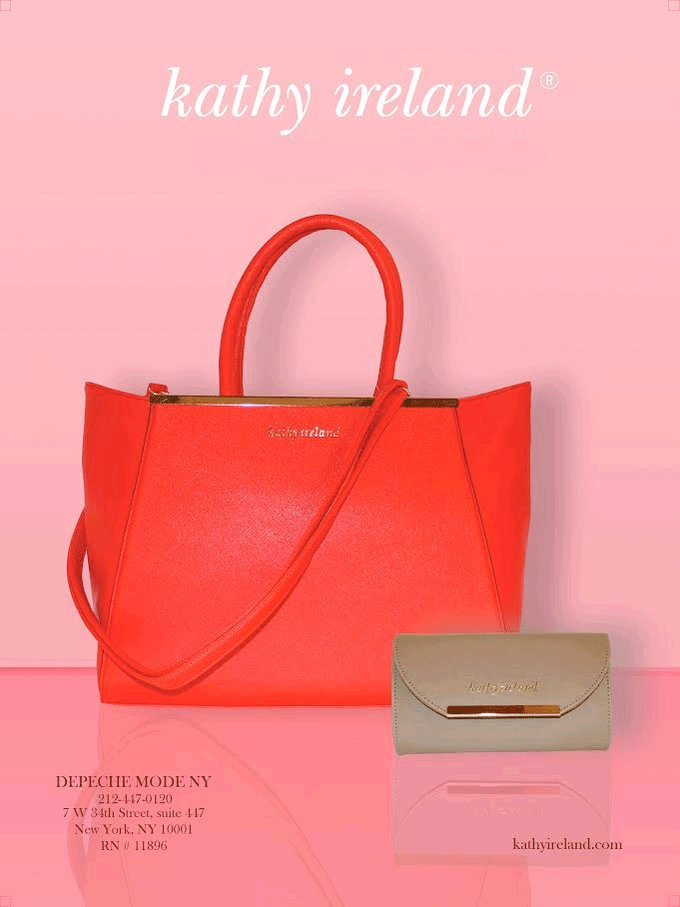 RT @kathyirelandWW: Excited for our new collection of #Handbags #kathyirelandhandbags #comingsoon https://t.co/znyBlkn0Ac