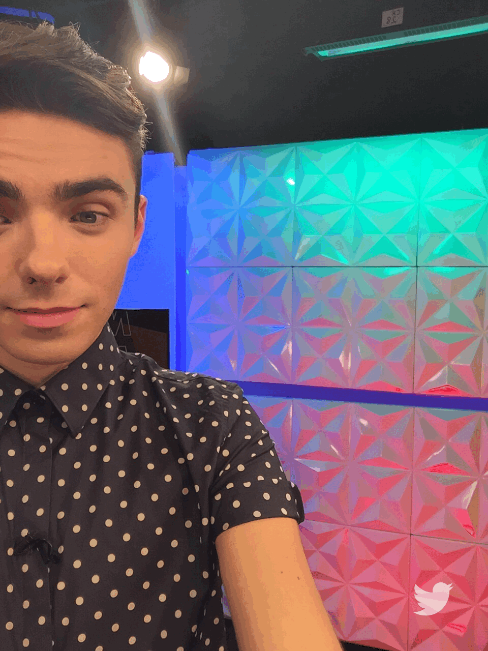 RT @etnow: Look who stopped by today! Our chat with @NathanSykes is coming soon to https://t.co/issuFAH4sT. https://t.co/qaqQD2ehD5