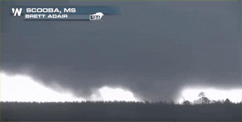 Video of wedge tornado in West AL. https://t.co/J0ATKfRgBe https://t.co/ngxdWqioel