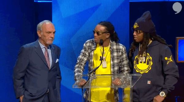 And Jim Leyland just hit the dab with Migos. Sort of. https://t.co/Tbx4UndWJY