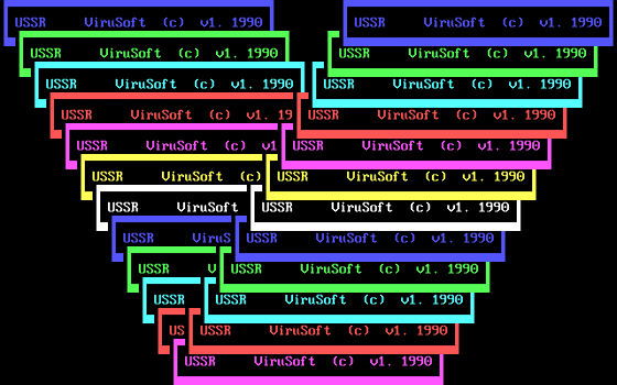 emulate nasty computer viruses from the 80s and 90s using @internetarchive's Malware Museum https://t.co/suXzZGkZ2t https://t.co/Wnp5fhlLWK