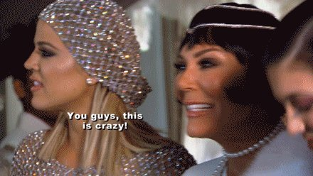 """""""We're in the Great Gatsby!"""" Sunday's episode of @KUWTK is one of my favorites! My incredible birthday night #KUWTK https://t.co/JrvitB7Swn"""